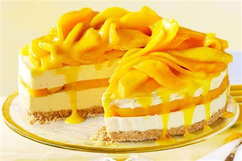 mango recipe easy mango cheesecake recipe