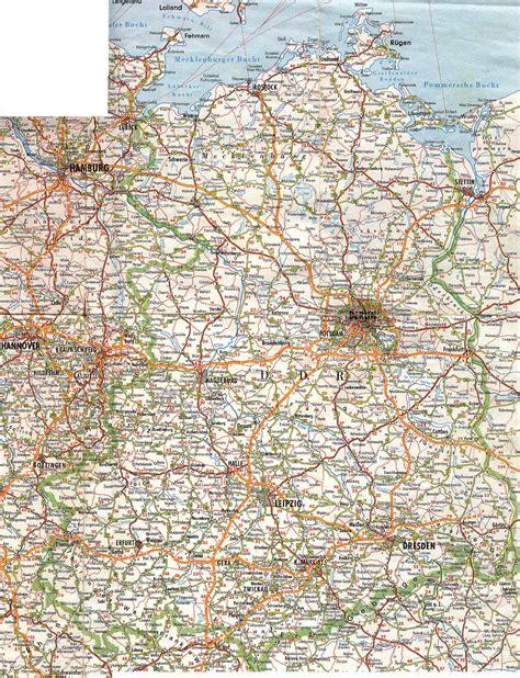 east germany map east germany deutsche demokratische republik ddr