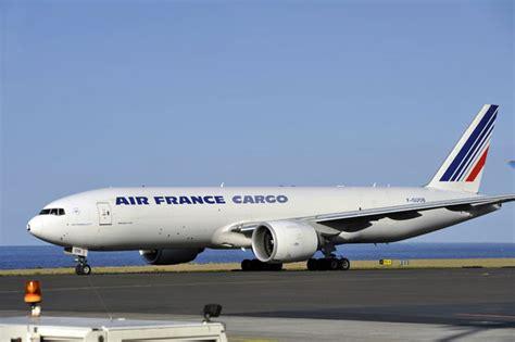 arriv 233 e du b777f air cargo retour en images