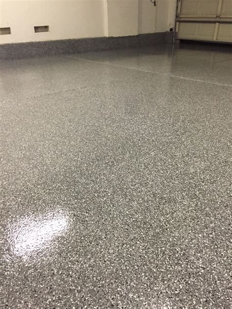 Epoxy Coating for Garage Floors   Concrete