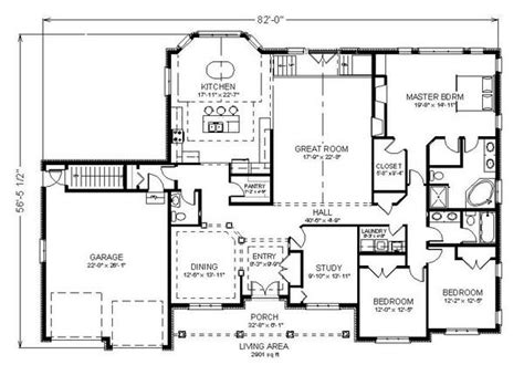 Duggar House Floor Plan Duggar House Floor Plan The Valdosta 3752 6 Bedrooms And 4 Baths The House Designers What S