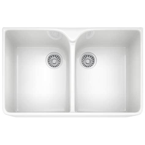 franke ceramic kitchen sinks franke belfast vbk 720 ceramic white 2 0 bowl kitchen sink