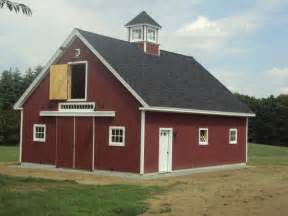 Cool Barns american barns for your horses cool shed design
