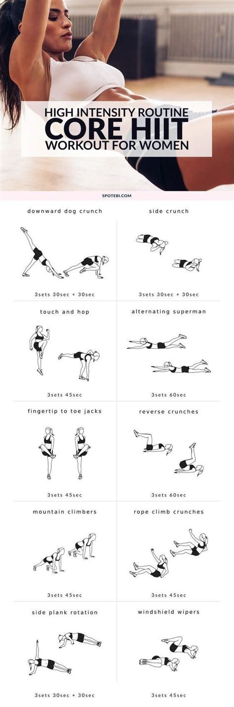 best 25 at home workouts ideas on daily
