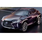 Lexus UX Concept Revealed In Paris  AutoConceptioncom