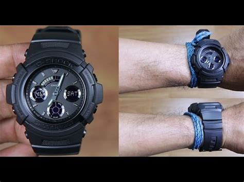 g shock aw 591bb black casio g shock aw 591bb 1a special color black