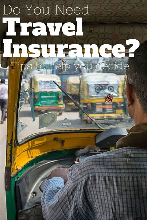 do you need to have insurance on a boat do you need travel insurance tips to help you decide