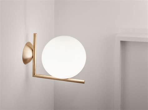 Ceiling And Wall Lights Flos Ic Lights C W1 Wall Ceiling Light By Michael Anastassiades Chaplins