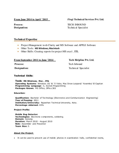 technical skills expertise in resume 28 images technical expertise resume sales technical