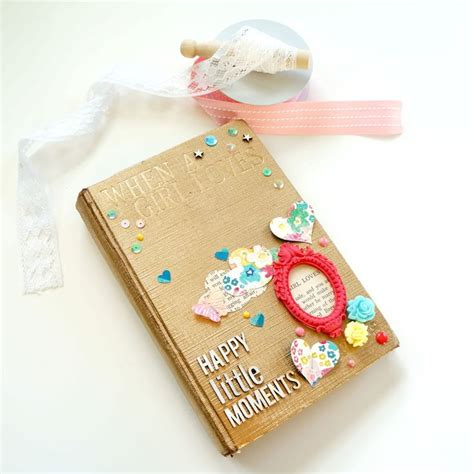 Handmade Album - 17 best images about handmade album and books on