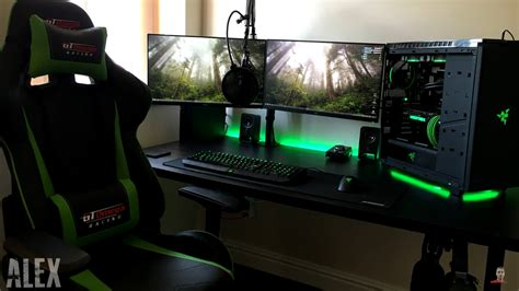 pc gaming setups pin by gaming on gaming computer pinterest gaming