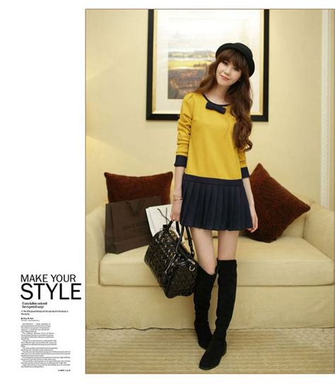 ysy5563 japanese style dress style pinterest