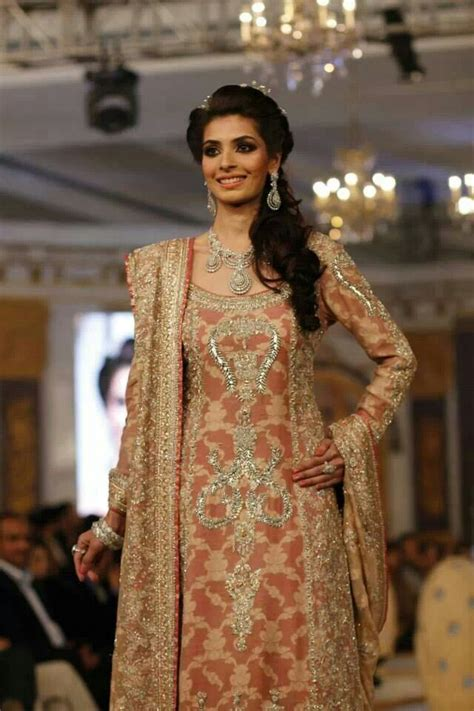 latest pakistani indian wedding dresses   collection