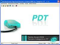 pdt ddjj renta anual personas naturales 2015 renta anual generar archivo personalizado sunat