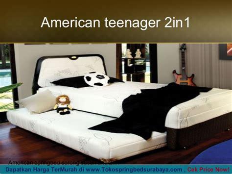 Matras American Superior american springbed surabaya harga murah