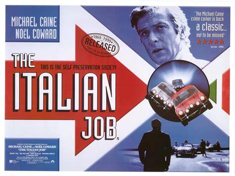 film italian job ten interesting facts about the italian job the original
