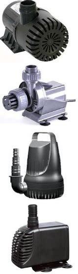 hydroponic system pump