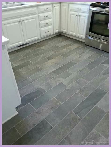 Kitchen Floor Designs With Tile by Kitchen Floor Tile Ideas 1homedesigns Com