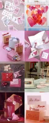 Paper Valentines Crafts - martha stewart s day paper crafts paper crave