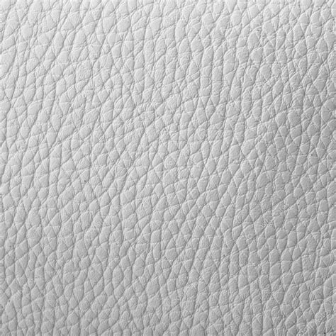 White Leather by White Leather Background Or Texture Stock Photo