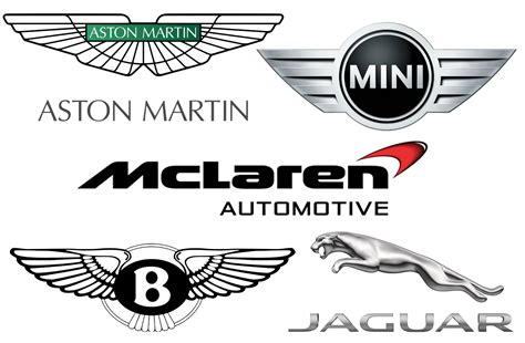 all car logos and names in the car brands carspart