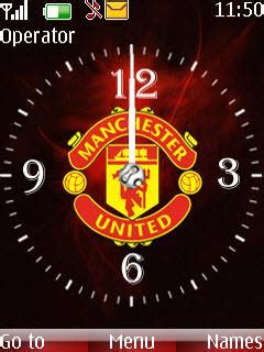 manchester united themes for whatsapp free nokia c2 02 c2 03 c2 05 man utd clock app