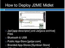 J2ME mobile app development J2me Development