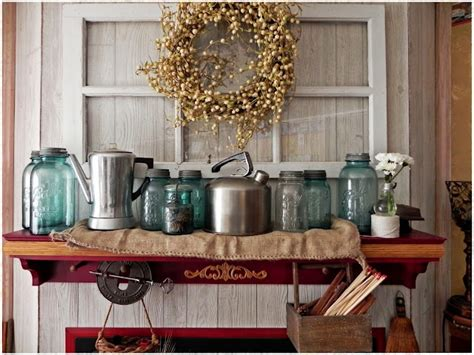 country decorating ideas when we build a house