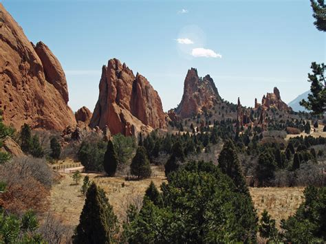 Garden Of Colorado File Garden Of The Gods Cathedral Valley By David