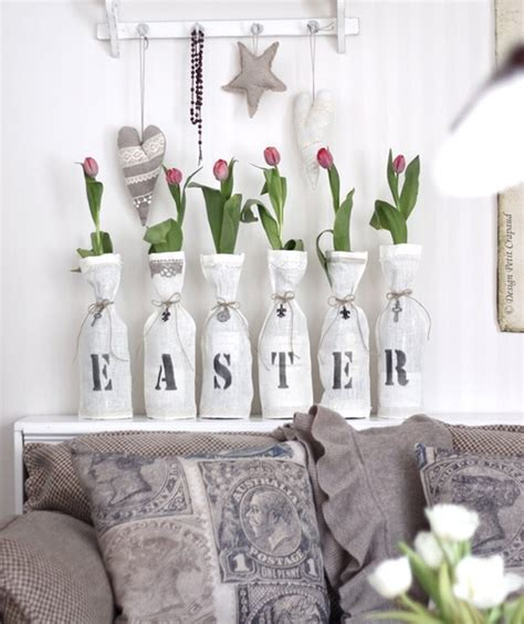 easter decorations to make for the home easter home decor ideas