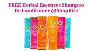 herbal ess shoprite shoprite free herbal essences shoo or conditioner