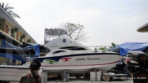 Sofa Tamu Marina Mewah sunda kelapa jadi tempat mejeng kapal pesiar mewah