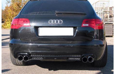 Sportauspuff Audi A6 by Eisenmann Duplex Sportauspuff Audi A6 Typ 4f Quattro