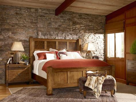rustic bedroom decor decoracion de dormitorios rusticos madera y piedra