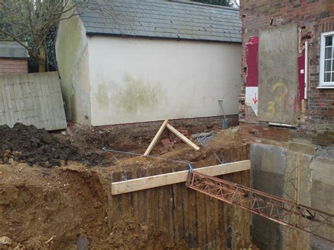 building a waterproof basement basement a new build extension beautiful basements