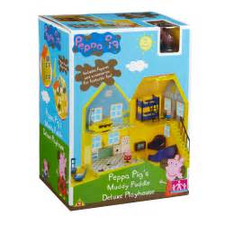 Doc Mcstuffins Outdoor Playhouse Peppa Pig Deluxe Playhouse 04815 Jpg