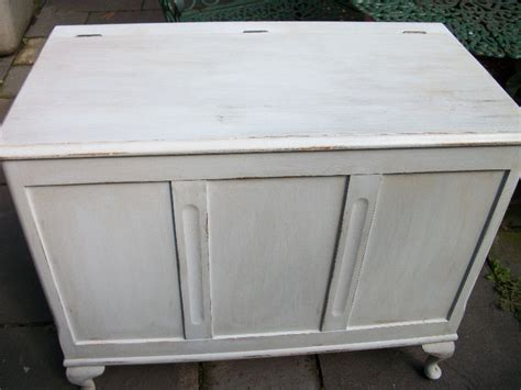 Shabby Chic Furniture Newcastle by Shabby Chic Blanket Box 1 Poshed Up Furniture