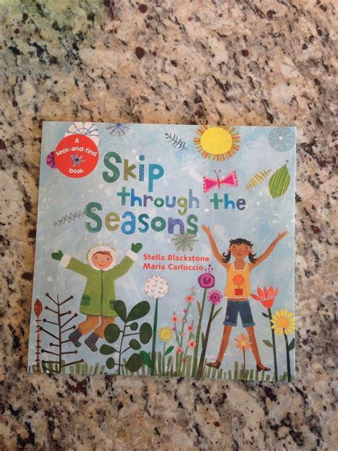 libro skip through the seasons pin by yana urshanskiy on bst board
