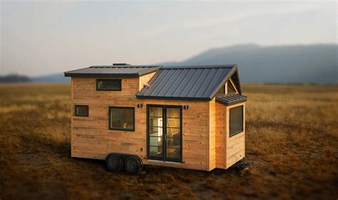 Miniature Homes | the hiatus by tongue groove tiny homes tiny living