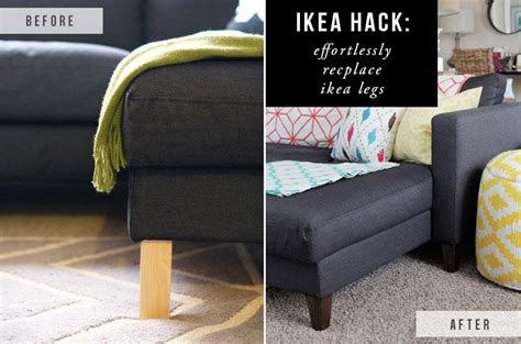 legheads ikea hack soderhamn with replacement furniture 12 tricks to make your home look more expensive diynow net