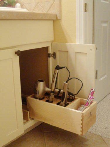 Hair Dryer And Straightener Organiser by Best 25 Hair Dryer Organizer Ideas On Diy