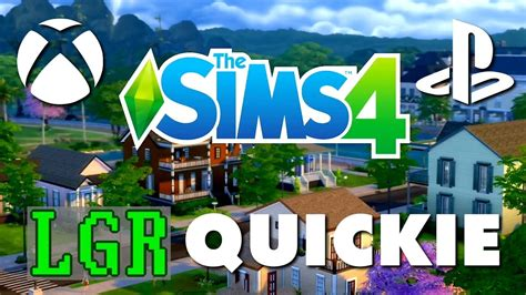 The Sims 4 Ps4 By Butikgames lgr the sims 4 console review xbox one ps4