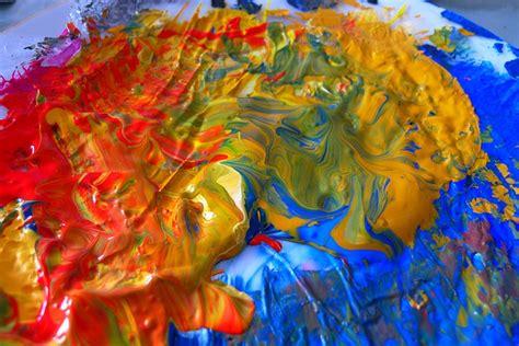 Akrilik Kosmetik Tipe I 2 color paint colorful acrylic 183 free photo on pixabay