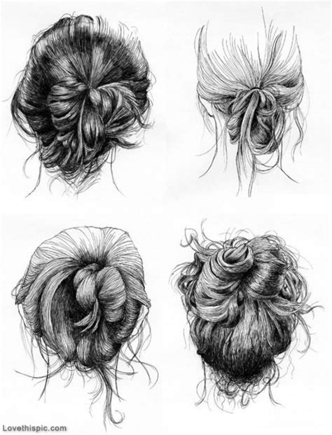 beautiful hairstyles drawing sketch of hair styles pictures photos and images for