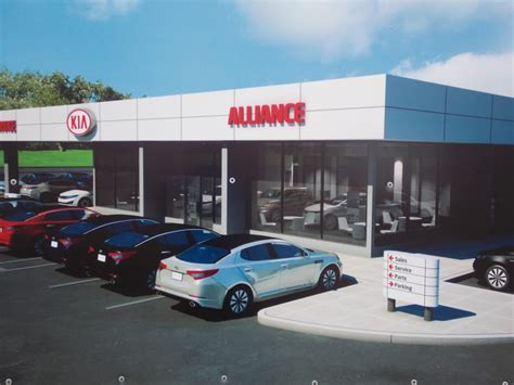 Kia Dealership In Ohio Kia Of Alliance Get Quote Car Dealers 2010 W State