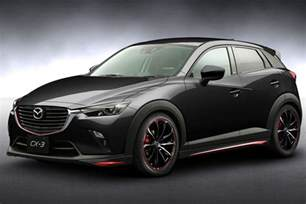 Madza Cx3 Mazda Plans Racing Concepts For 2016 Tokyo Auto Salon
