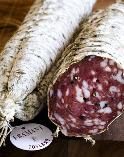 Fra Handcrafted Foods - fra salame toscano italian cold cuts food