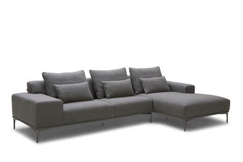 modern chaise sofa heath modern fabric sofa with chaise brisbane