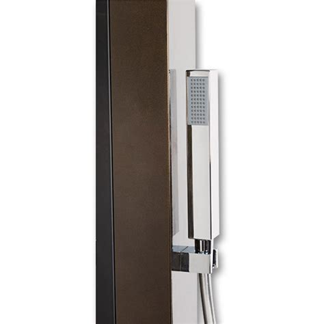 doccia mobile doccetta mobile doccia da giardino solare in alluminio