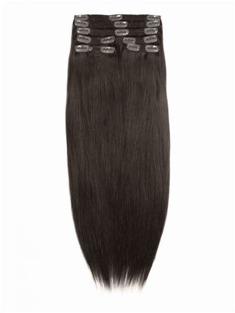 medium chocolate brown hair extensions remy indian hair medium brown indian remy clip in hair extensions sd005 clip in donalovehair